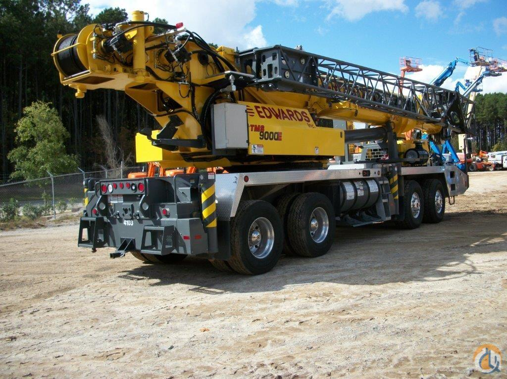 Grove CRANE TMS9000E Crane for Sale in Garner North Carolina on CraneNetwork.com