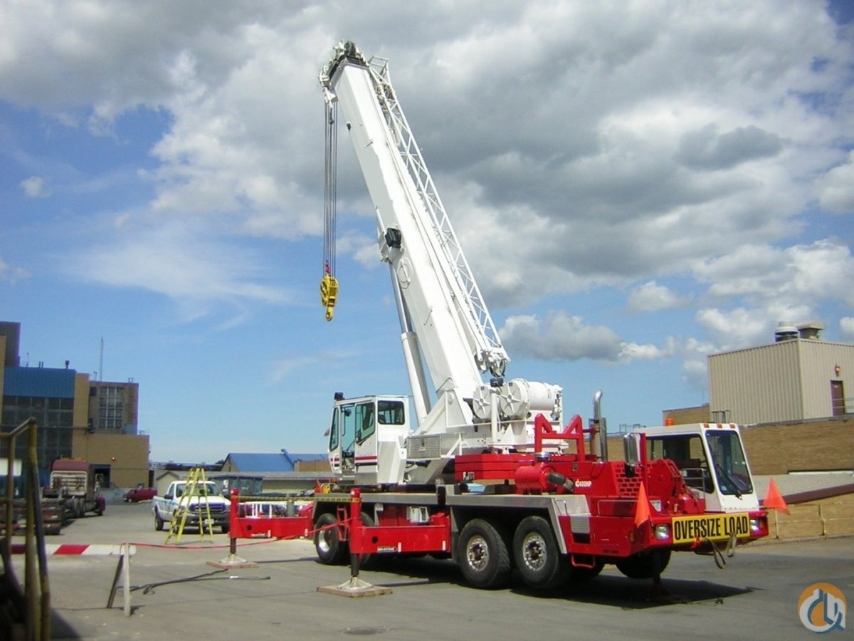 2001 Grove TMS 700E 60 Ton Crane for Sale in Cleveland Ohio on CraneNetwork.com