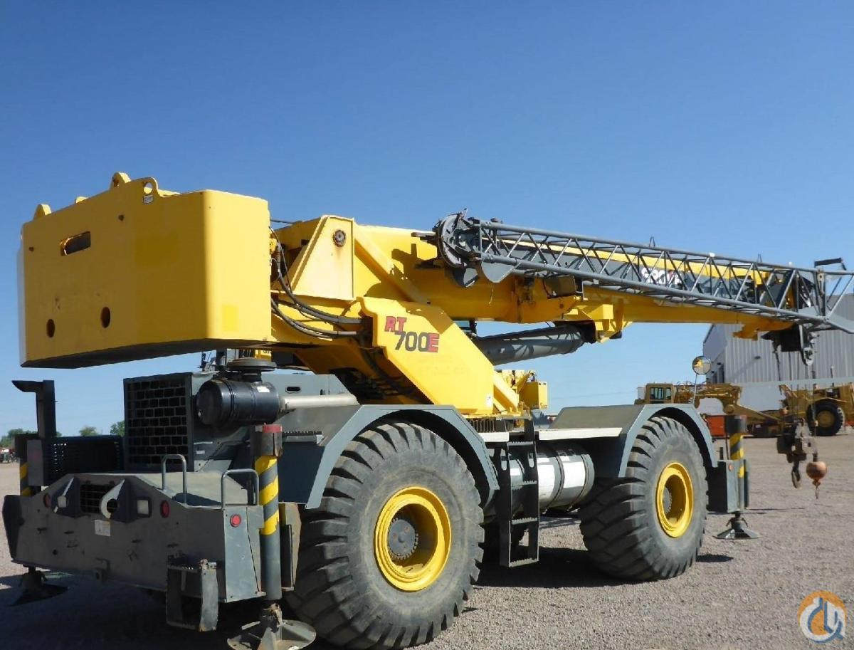 2007 GROVE RT700E Crane for Sale in Lewisville Texas on CraneNetwork.com