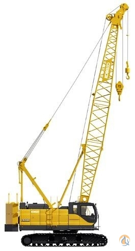 2019 KOBELCO CK850G Crane for Sale in Houston Texas on CraneNetwork.com