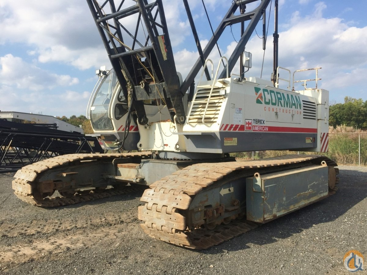 2007 TEREX HC-110 Crane for Sale or Rent in Savannah Georgia on CraneNetworkcom
