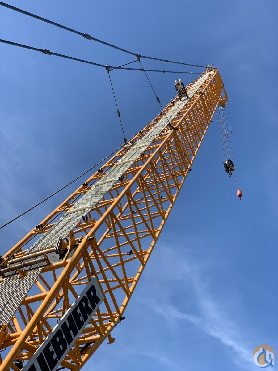 LIEBHERR LR-1130 150 US TON CLASS LOW HOURS Crane for Sale on CraneNetwork.com