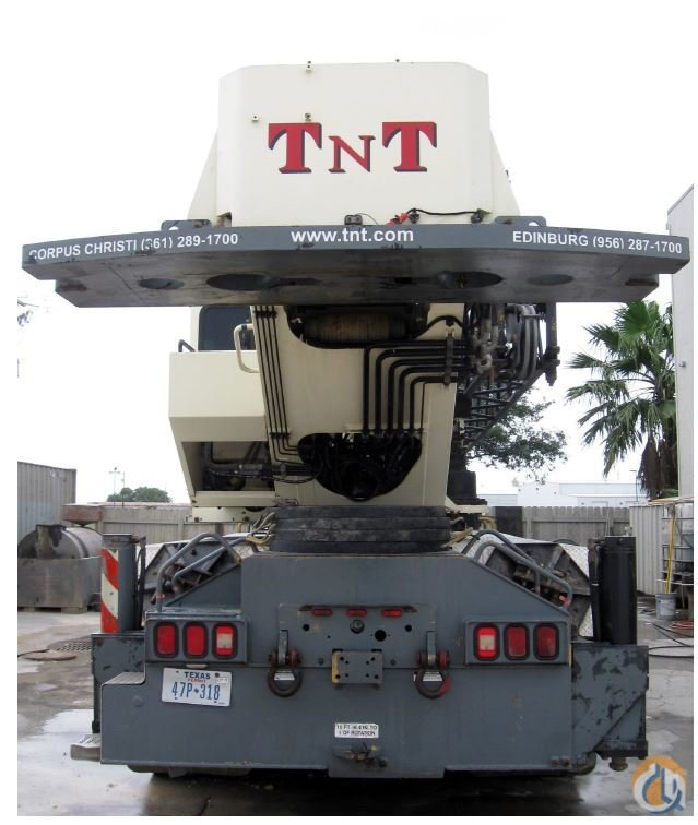 2007 Linkbelt HTC-8690 Crane for Sale in Corpus Christi Texas on CraneNetworkcom