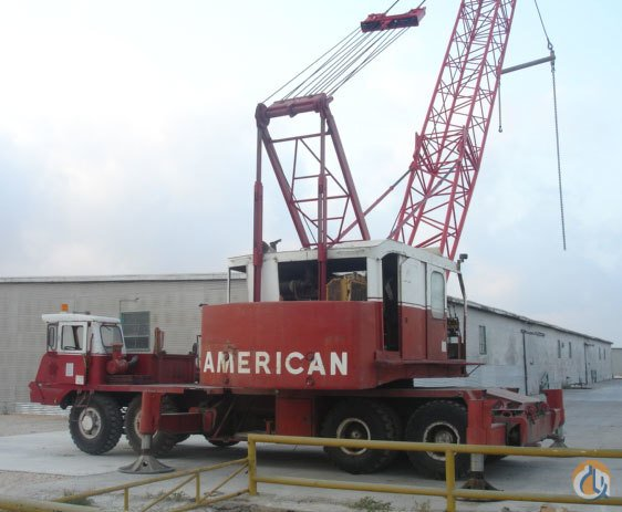 1972 American 5530 Crane for Sale on CraneNetworkcom