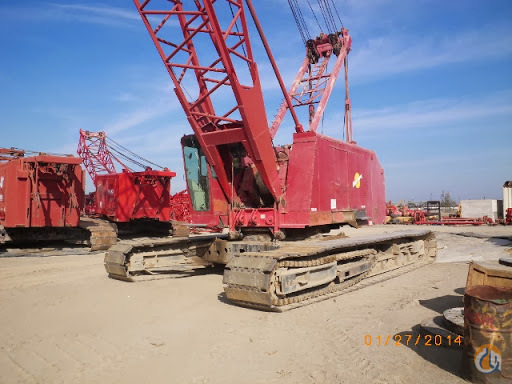 sold manitowoc model 4100w series ii crane for in fontana california rh cranenetwork com Manitowoc 4100 Tower Crane manitowoc 4100w service manual