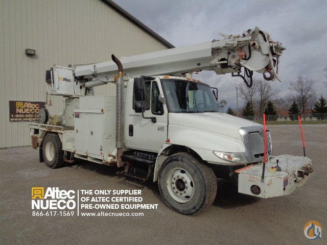 2005 ALTEC D947-TR Crane for Sale in Fort Wayne Indiana on CraneNetworkcom