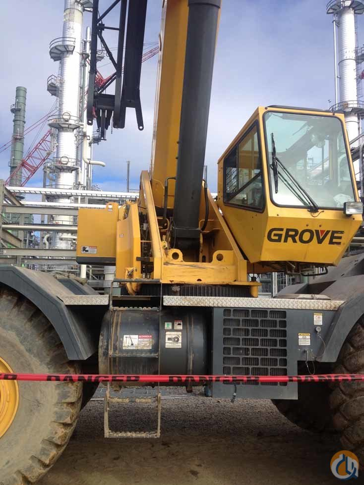 Grove Rt760e For Sale Crane For Sale In Cleveland Ohio On