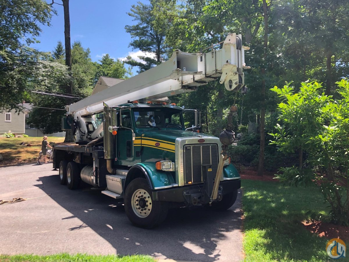 2014 MANITEX 40124SHL Crane for Sale in Holbrook Massachusetts on CraneNetwork.com
