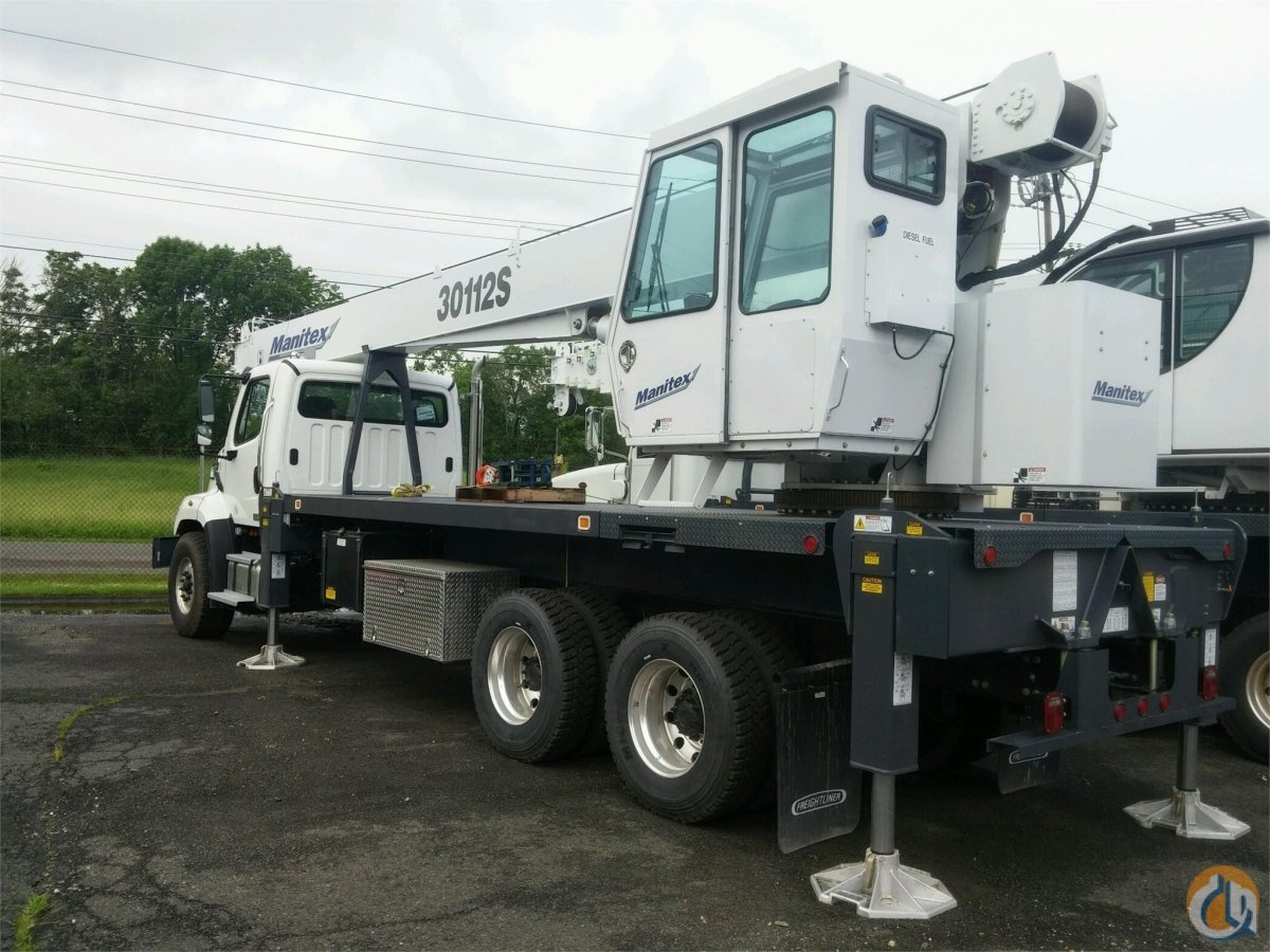2019 MANITEX 30112S Crane for Sale in Georgetown Texas on CraneNetwork.com