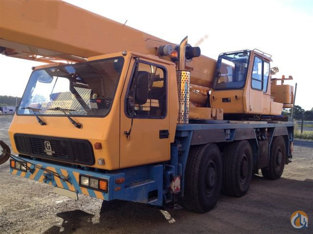GROVE GMK 3050 Crane for Sale in Montral Qubec on CraneNetwork.com
