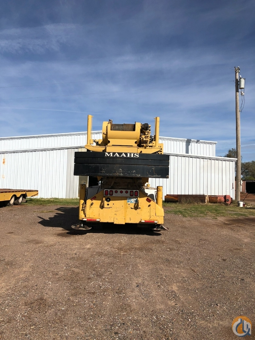 1997 Grove TMS 870 Crane for Sale in Altus Oklahoma on CraneNetwork.com