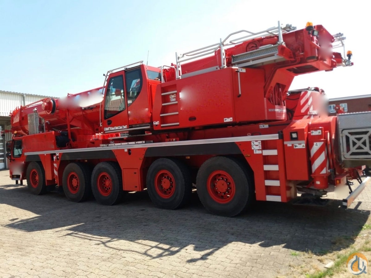 2016 Liebherr LTM 1200-5.1 Crane for Sale in Houston Texas on CraneNetwork.com