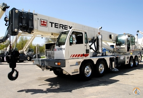 NEW 2016 TEREX T-780 Crane for Sale or Rent in Houston Texas on CraneNetworkcom