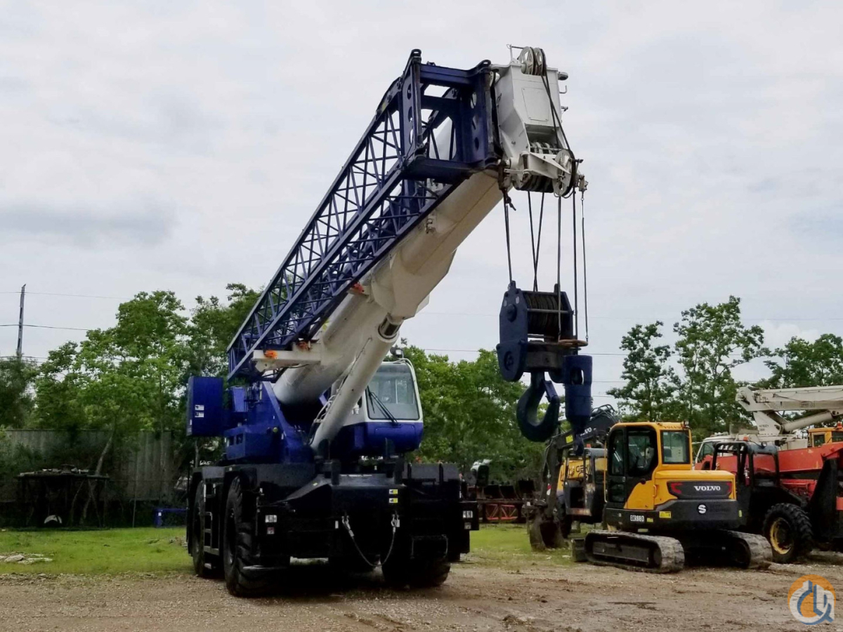 TADANO GR-1000XL Crane for Sale or Rent in Blytheville Arkansas on CraneNetwork.com