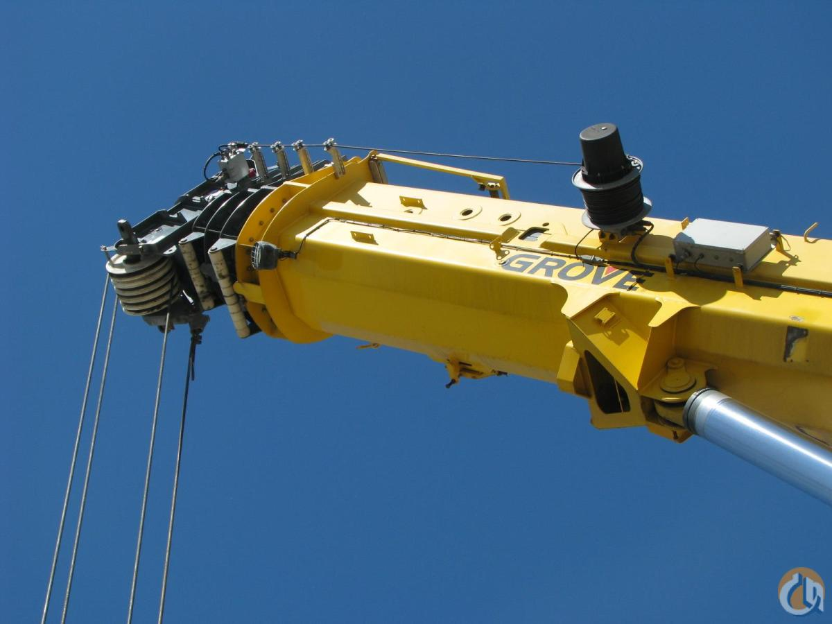 2005 GROVE TMS900E Crane for Sale in Lewisville Texas on CraneNetwork.com