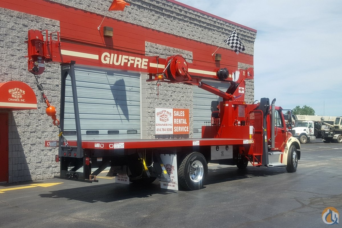 Rental Fleet Unit - Manitex 1970C on 18 FL M2 Crane for Sale in Milwaukee Wisconsin on CraneNetwork.com