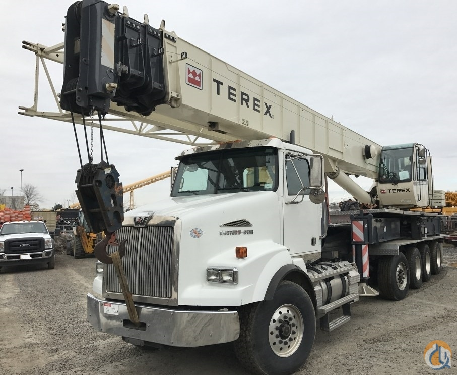 2012 Terex Crossover 5000 Crane for Sale in Orlando Florida on CraneNetwork.com