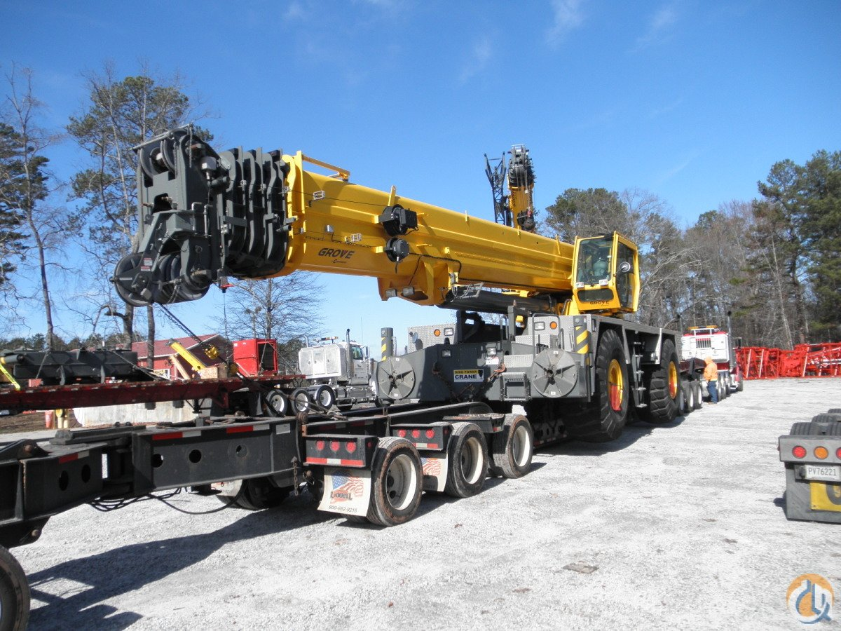 2012 Grove RT9130E-2 Crane for Sale in Saint Augustine Florida on CraneNetworkcom