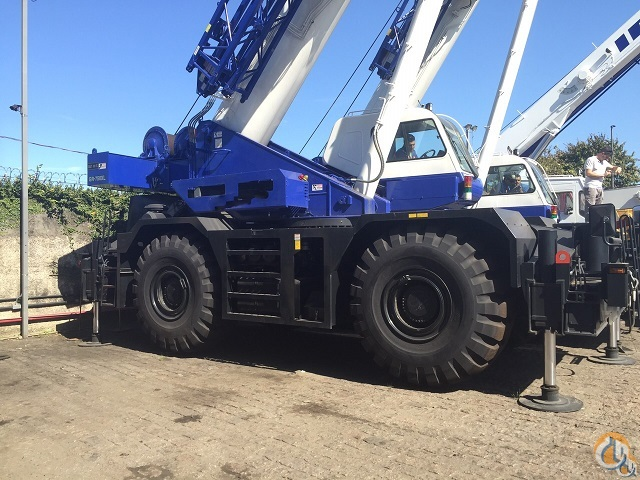 2014 LIKE NEW  TADANO GR750XL-2 ONLY150 HOURS USED Crane for Sale in Houston Texas on CraneNetwork.com