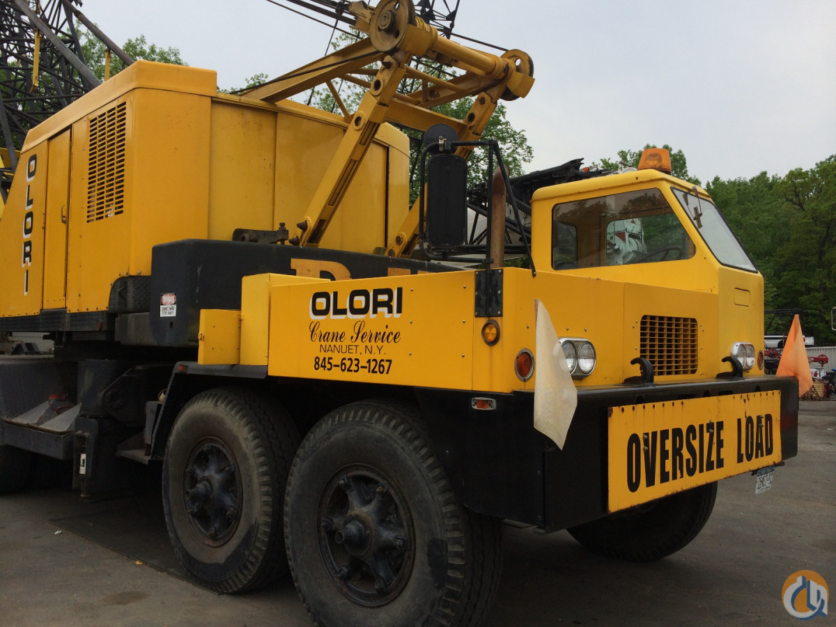90 ton PH Lattice Boom Truck Crane Crane for Sale in Nanuet New York on CraneNetworkcom