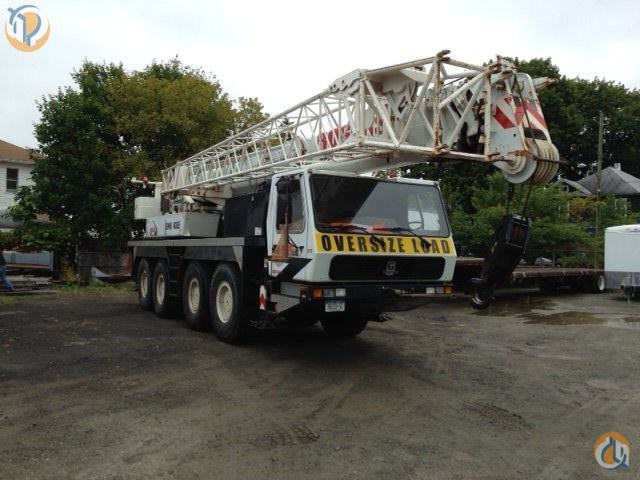 1998 Grove GMK4070-1 Crane for Sale in Binghamton New York on CraneNetwork.com