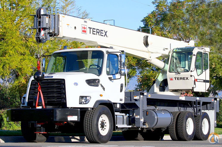 Terex RS70100 Crane for Sale in Fontana California on CraneNetwork.com