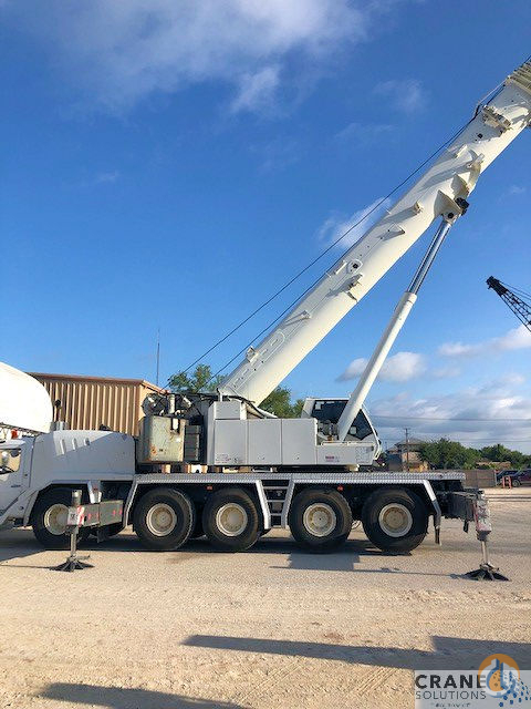 2011 Grove GMK 5165B Crane for Sale or Rent in Savannah Georgia on CraneNetwork.com