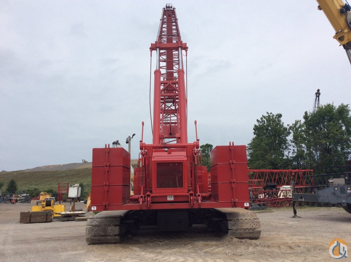 1999 Manitowoc 777 Series 2 200 Ton Crawler Crane Crane for Sale in Cleveland Ohio on CraneNetwork.com