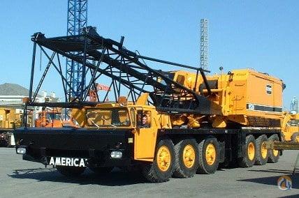 Sold Crane for on CraneNetwork com