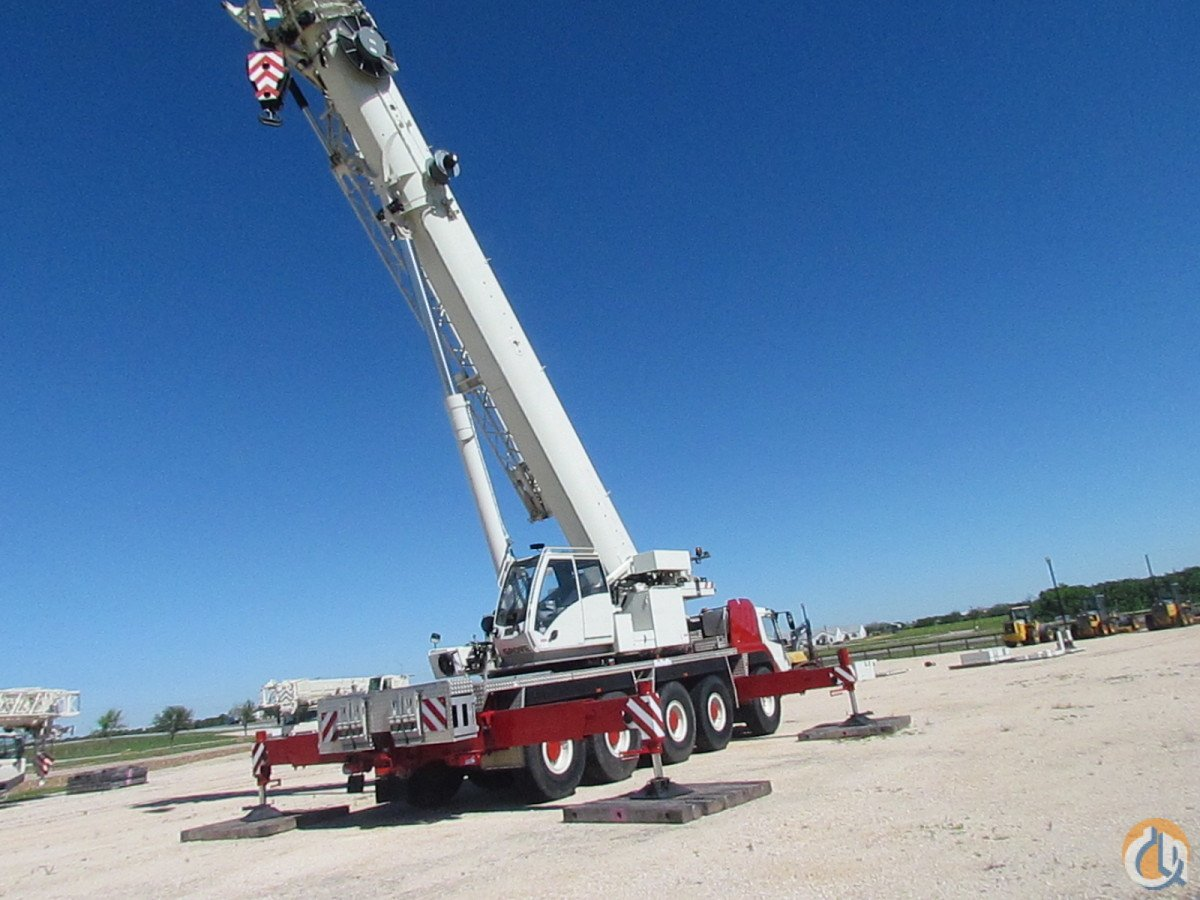 2010 Grove GMK5130-2 Crane for Sale on CraneNetworkcom