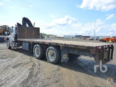 2008 FREIGHTLINER M2106 Crane for Sale in Caledon Ontario on CraneNetwork.com