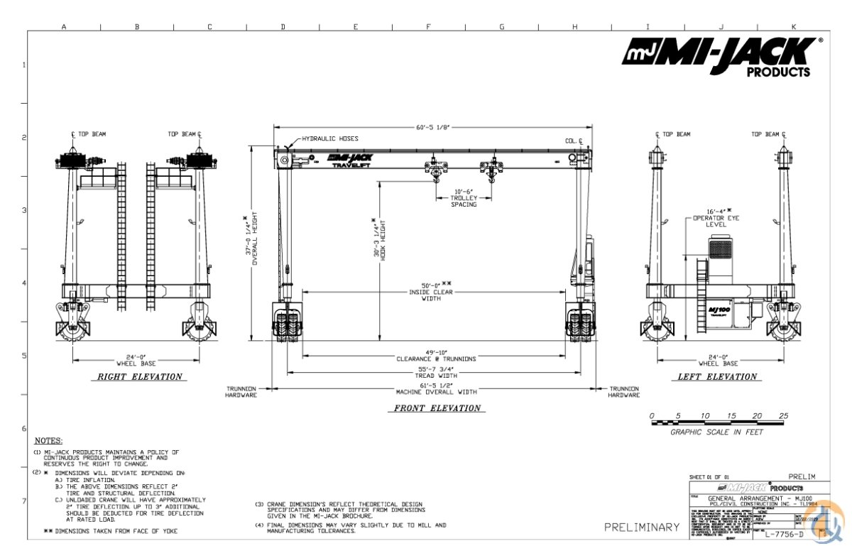 Mobile Crane Hydraulic Diagram Schematic Diagrams Mi Jack Diy Enthusiasts Wiring U2022 Parts Names