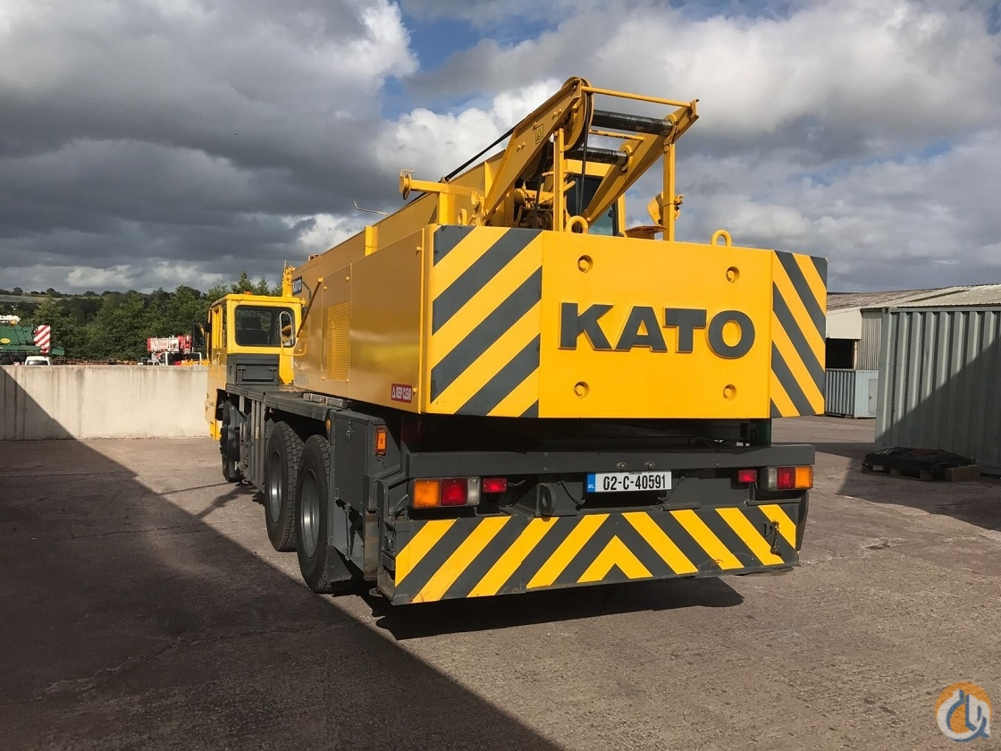 2002 KATO NK250E-V Excellent Condition only 21000 miles  Crane for Sale in Cork County Cork on CraneNetwork.com