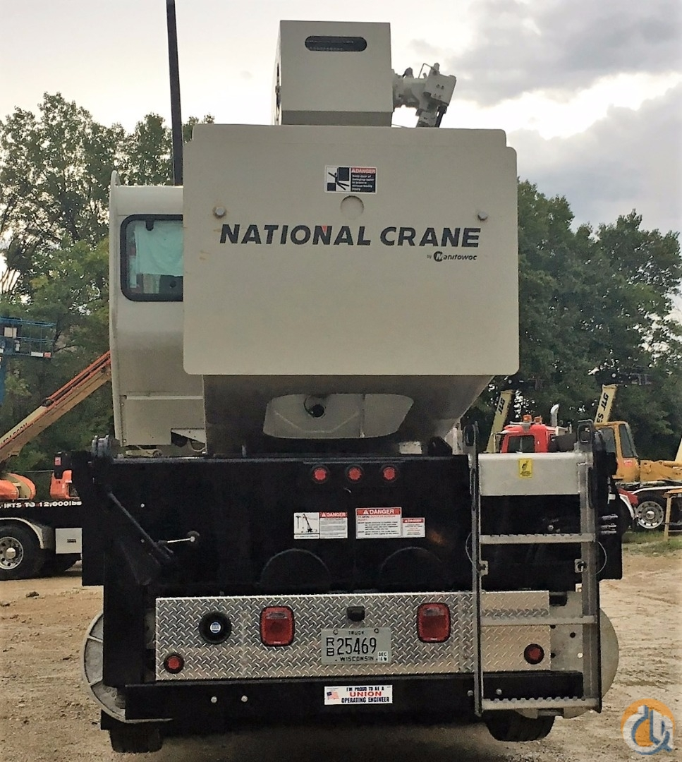 2015 NATIONAL NBT45 Crane for Sale in Madison Wisconsin on CraneNetwork.com
