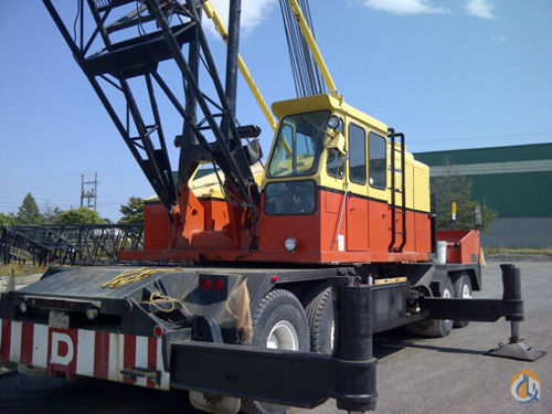 1972 Link-Belt HC138 Crane for Sale on CraneNetwork.com