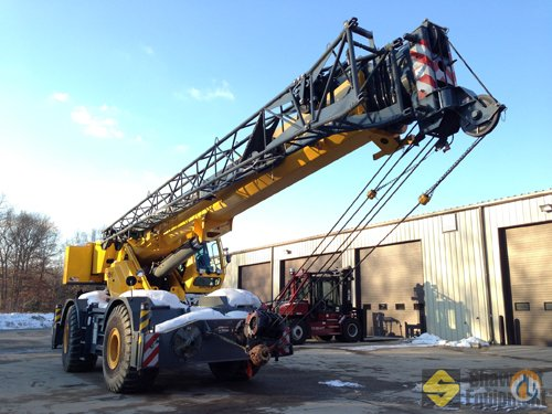 2012 Grove RT765E-2 Crane for Sale in Easton Massachusetts on CraneNetwork.com