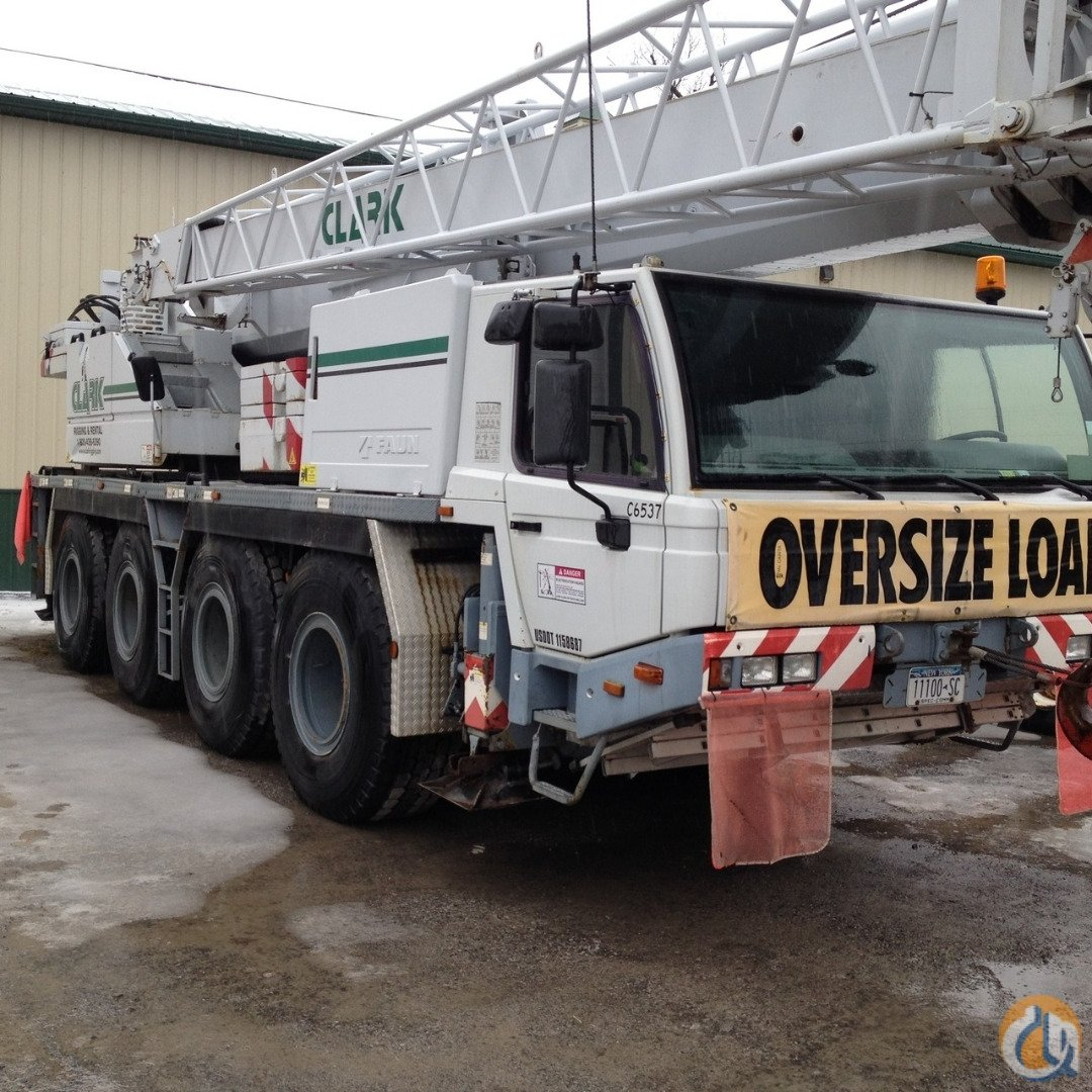 2000 Tadano ATF 650XL Crane for Sale in Lockport New York on CraneNetwork.com