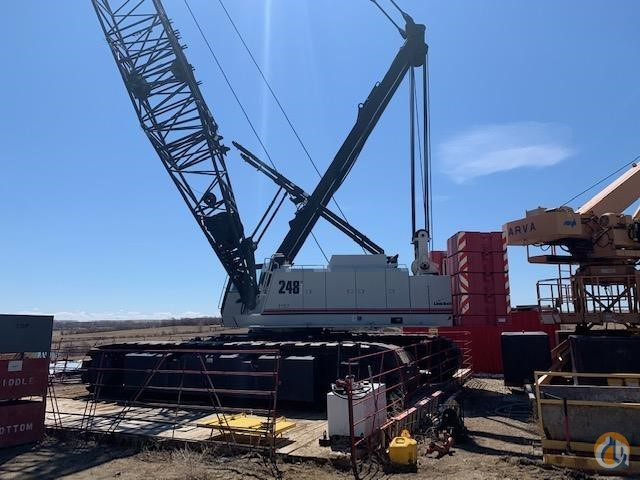 2009 Link-Belt  248H-5 For Sale or Rental Crane for Sale or Rent in Beulah North Dakota on CraneNetwork.com