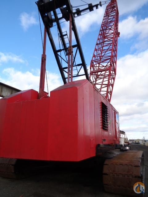 Manitowoc 4100WV 200 Ton Crawler Crane for Sale on CraneNetwork.com