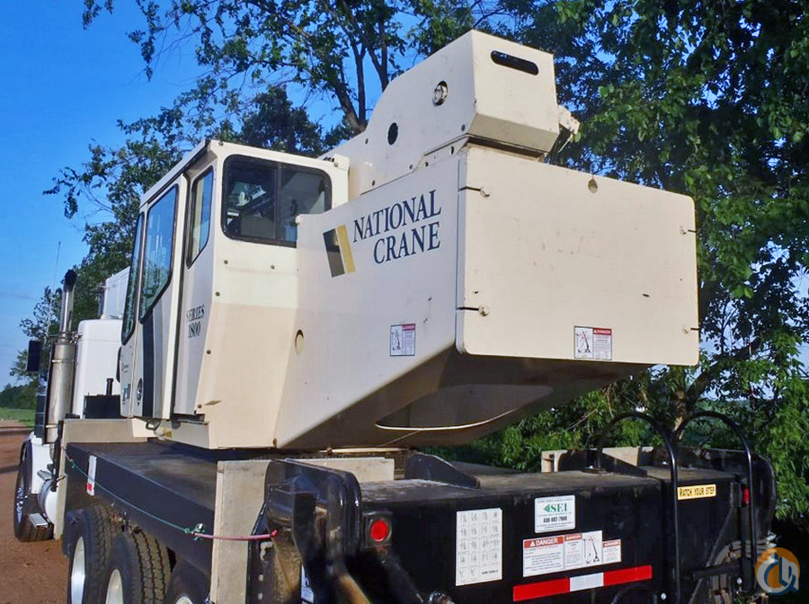 2008 National 18127 Crane for Sale or Rent in Athens Wisconsin on CraneNetwork.com