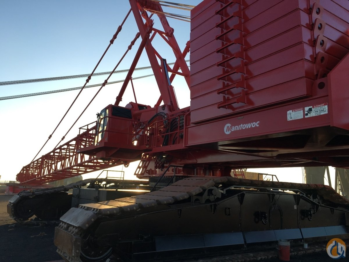 2010 MANITOWOC 18000 Crane for Sale on CraneNetworkcom