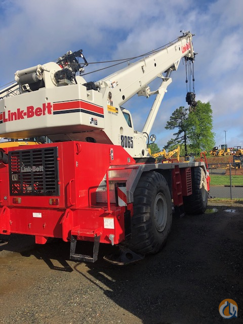 2017 LINK-BELT RTC-8065 Crane for Sale in Charlotte North Carolina on CraneNetwork.com