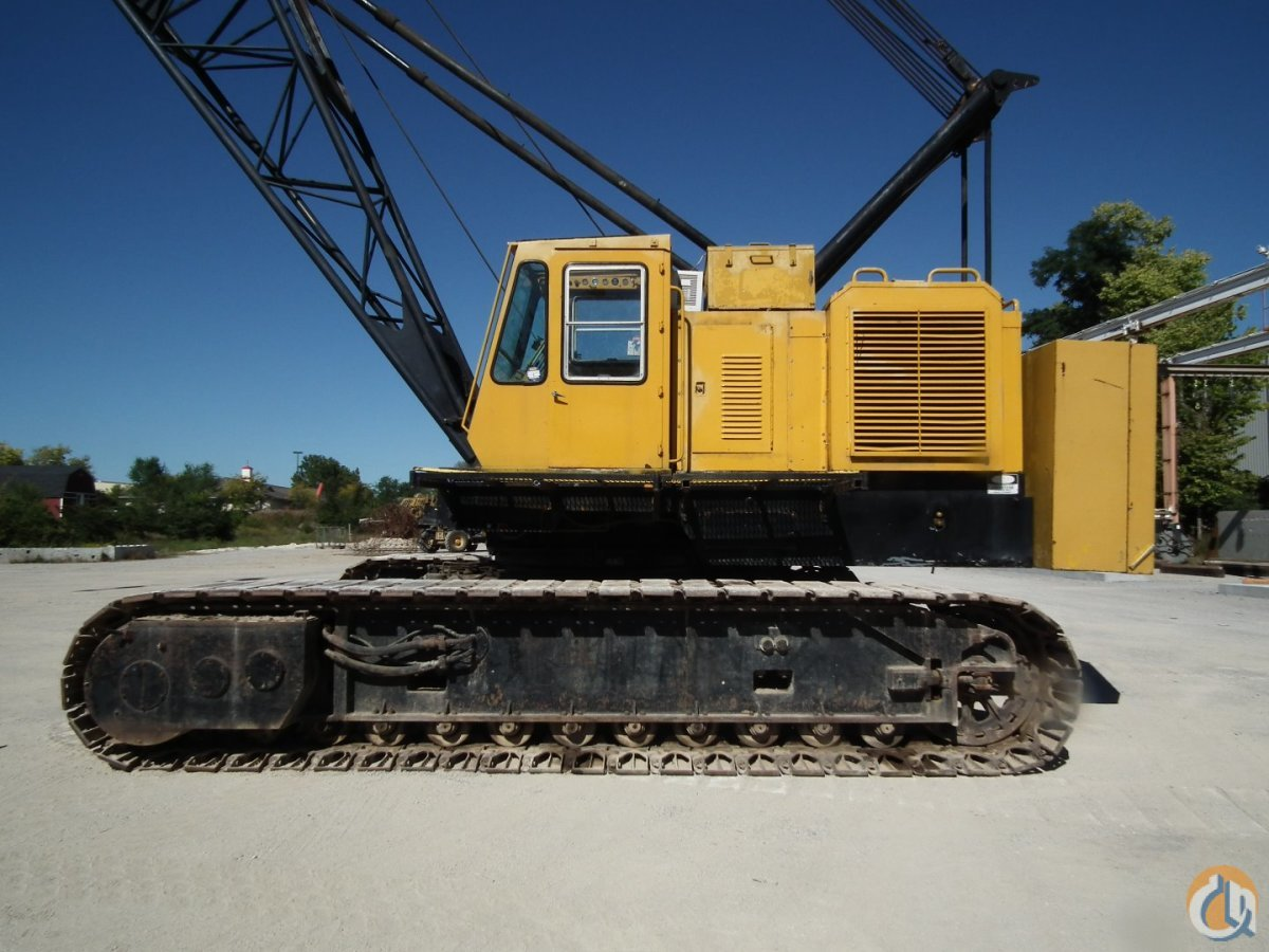 1982 Clark Lima 770 HC Lattice Boom Crawler Crane for Sale in Lexington Kentucky on CraneNetworkcom