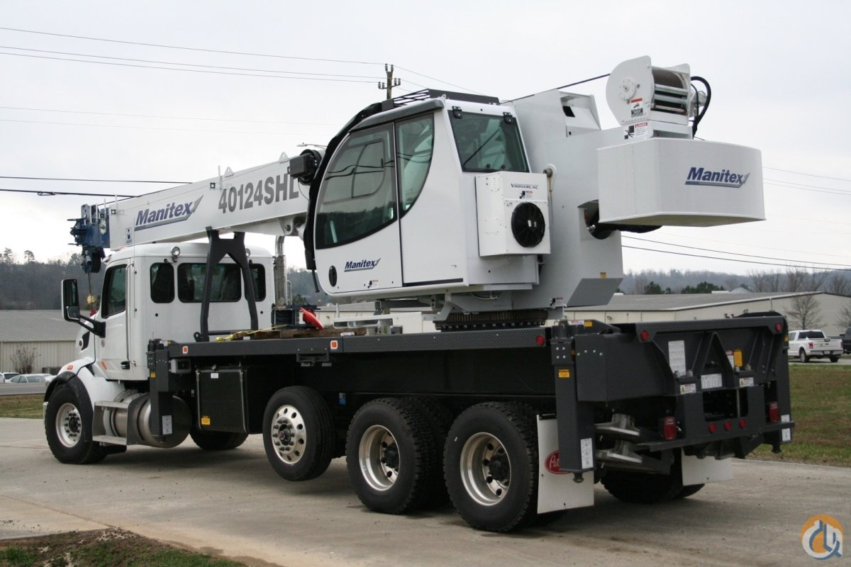 2018 Manitex 40124SHL Crane for Sale in Cleveland Tennessee on CraneNetwork.com