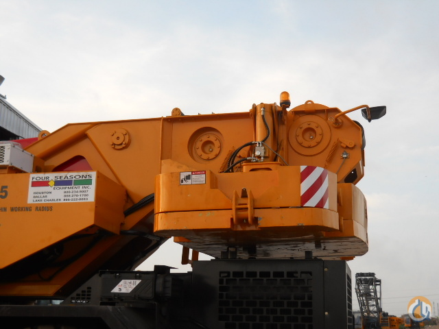 Sold 2013 Sany SRC885 Crane for  in Humble Texas on CraneNetwork.com