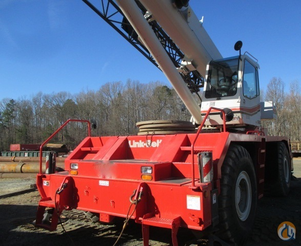 2006 Link Belt RTC 8065 II Crane for Sale on CraneNetwork.com