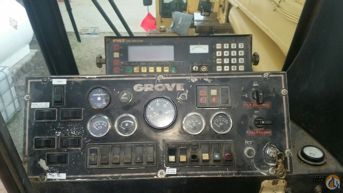 1996 Grove TTS870 Crane for Sale in Lime Springs Iowa on CraneNetwork.com
