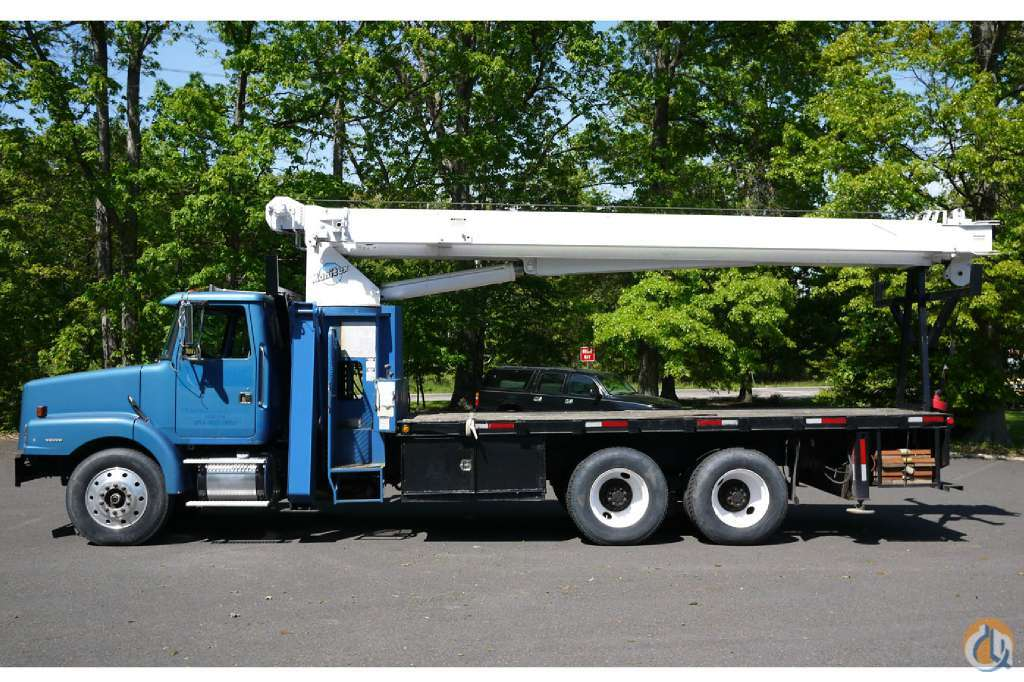 1997 MANITEX 2284 8897 Crane for Sale in Hatfield Pennsylvania on CraneNetworkcom