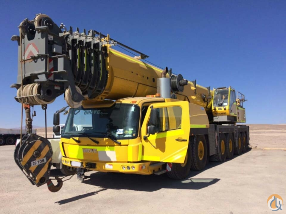 Grove GMK6350 Crane for Sale in Duluth Georgia on CraneNetwork.com