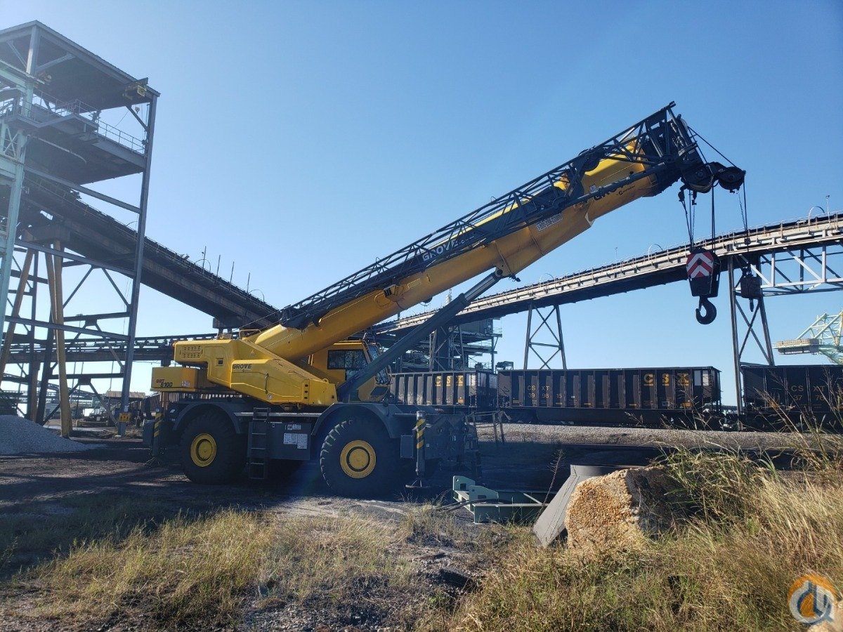 GRT8100 Crane for Sale in Mobile Alabama on CraneNetwork.com